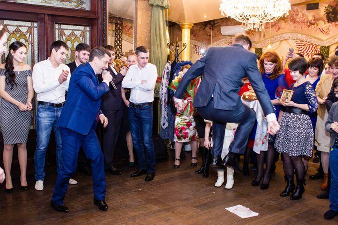Свадьба Любиных