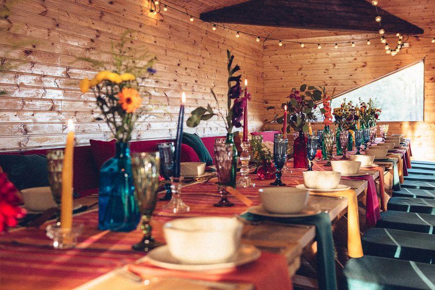 Декор, флористика: Маленькие Акценты Фотограф: Лилия Каминкер Локация: Хаски Хаус - фото 16778678 Маленькие акценты - декор и оформление