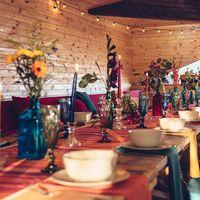 Декор, флористика: Маленькие Акценты Фотограф: Лилия Каминкер Локация: Хаски Хаус