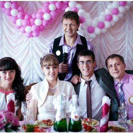 Баянист-Гармонист-Dj на юбилей свадьбу