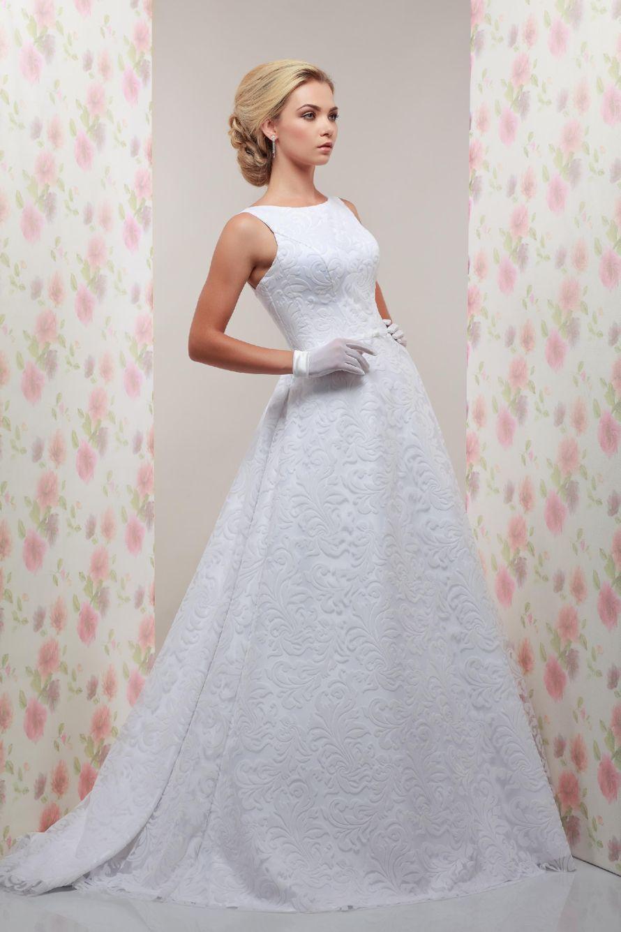 Платье Снежанна