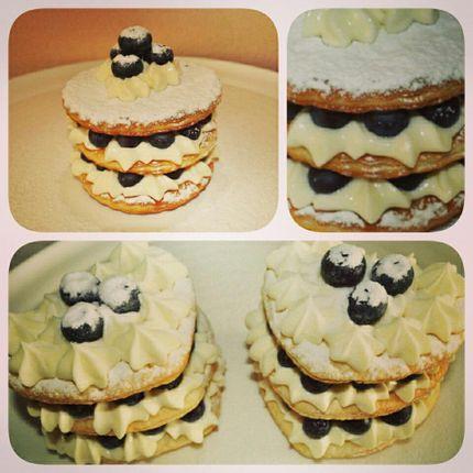 Пирожное Мильфей