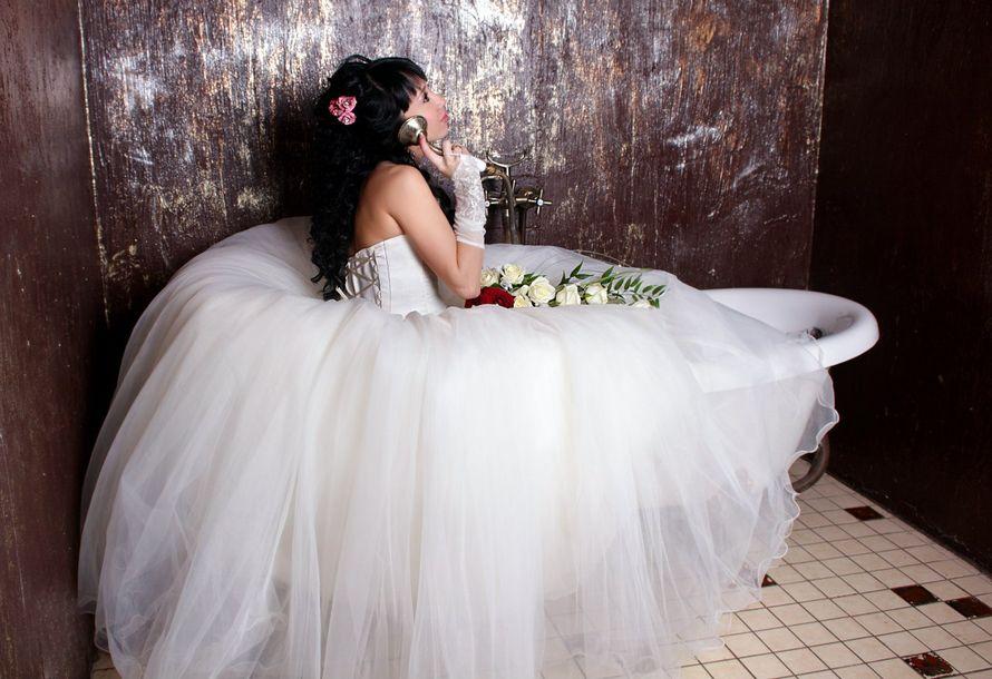 Фото 2012090 в коллекции Мои невесты! Больше фотографий - в моей группе!!! - Визажист-стилист Полина Орлова