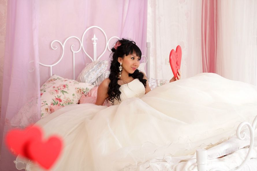 Фото 2012092 в коллекции Мои невесты! Больше фотографий - в моей группе!!! - Визажист-стилист Полина Орлова