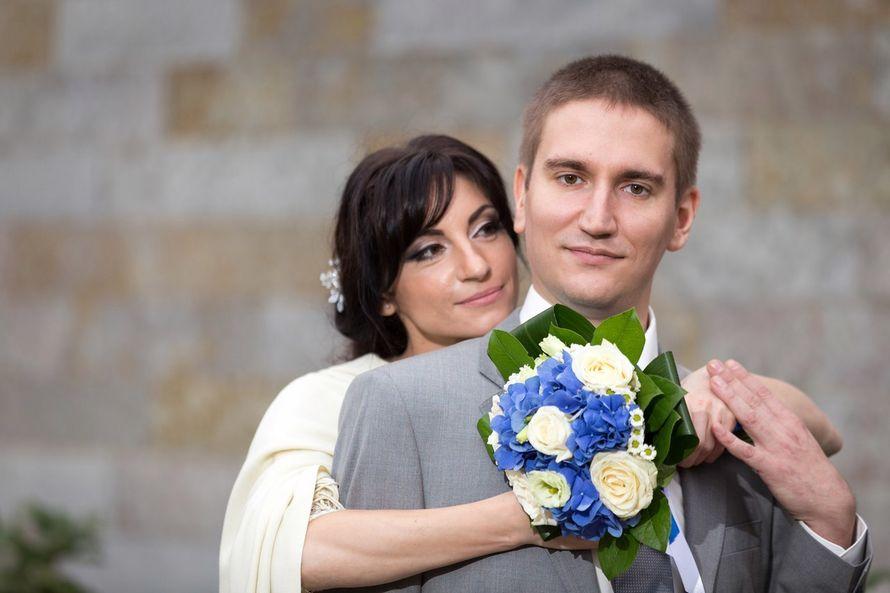 Фото 13370228 в коллекции Мои невесты! Больше фотографий - в моей группе!!! - Визажист-стилист Полина Орлова
