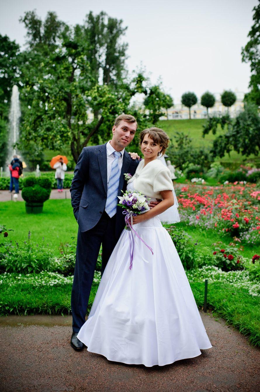 Фото 14637598 в коллекции Мои невесты! Больше фотографий - в моей группе!!! - Визажист-стилист Полина Орлова