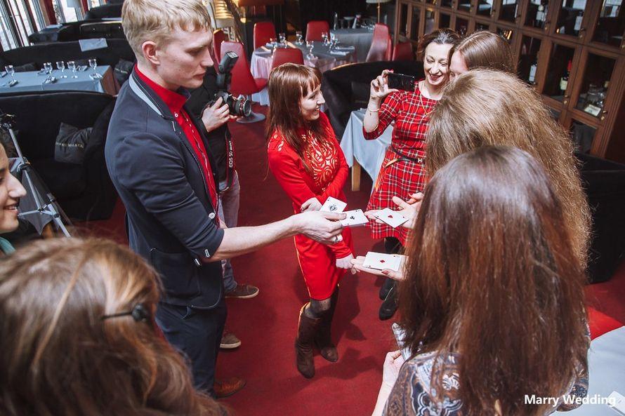 """Фото 9887314 в коллекции Встреча 20.03.2016 в панорамном ресторан - караоке """"DoZari"""" - Event-агентство """"Marry Wedding"""""""