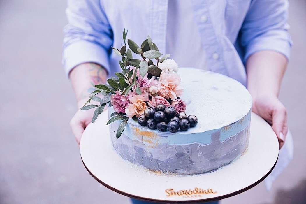 Фото 17709640 в коллекции Портфолио - Smorodina cakes - торты и десерты ручной работы