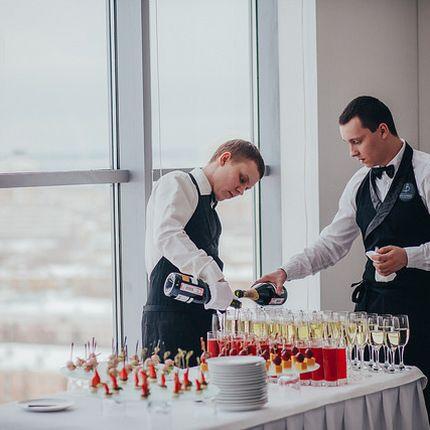 Свадебный фуршет, стоимость за 1 персону