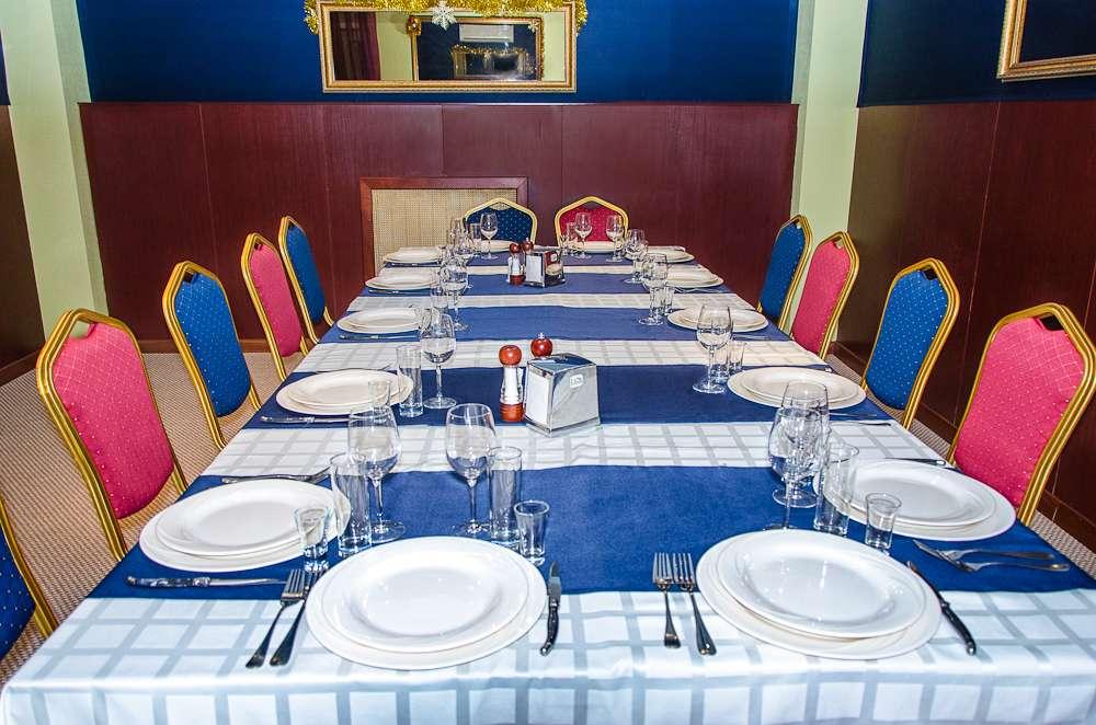 Фото 10232710 в коллекции Банкетные залы - Тот Самый Ресторан