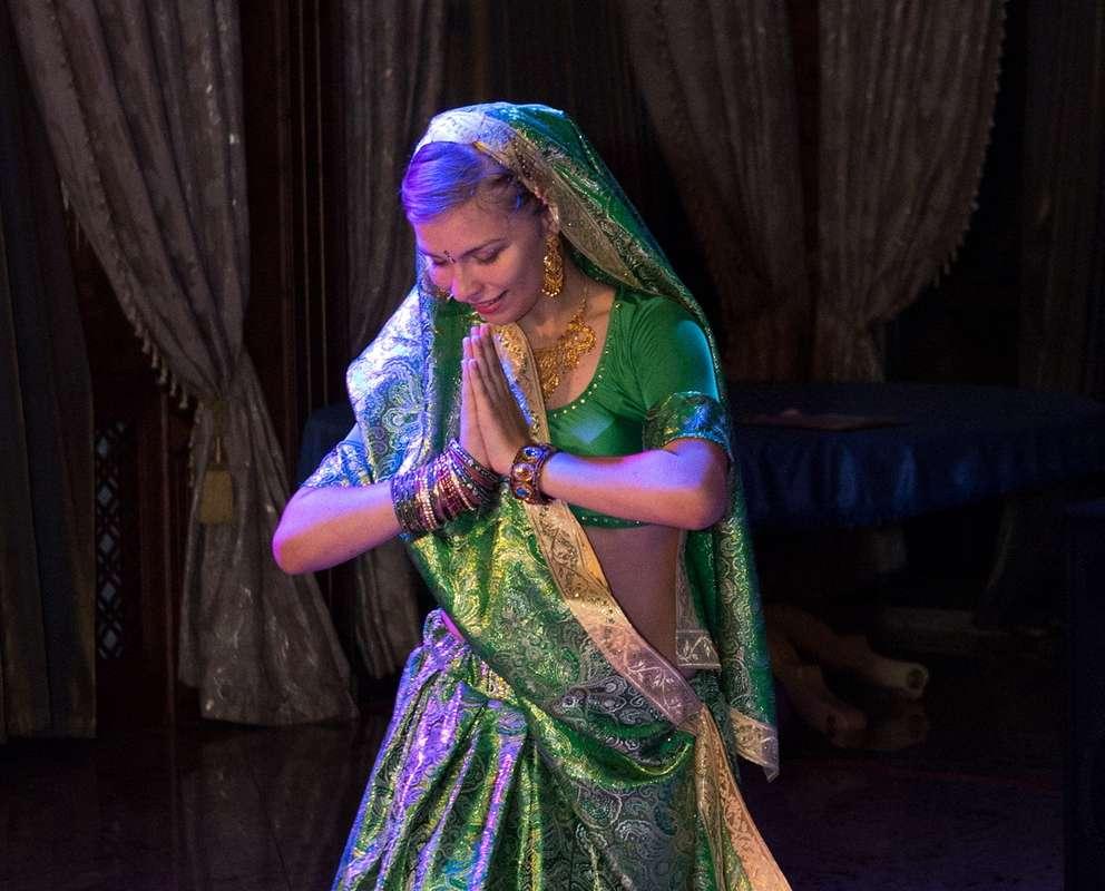 """Фото 9936476 в коллекции Восточные, индийские, испанские танцы - """"Алькасар"""" - танцевальное шоу"""