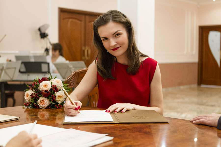 ретро невеста Катя - фото 621926 Визажист-стилист Колтыгина Таня