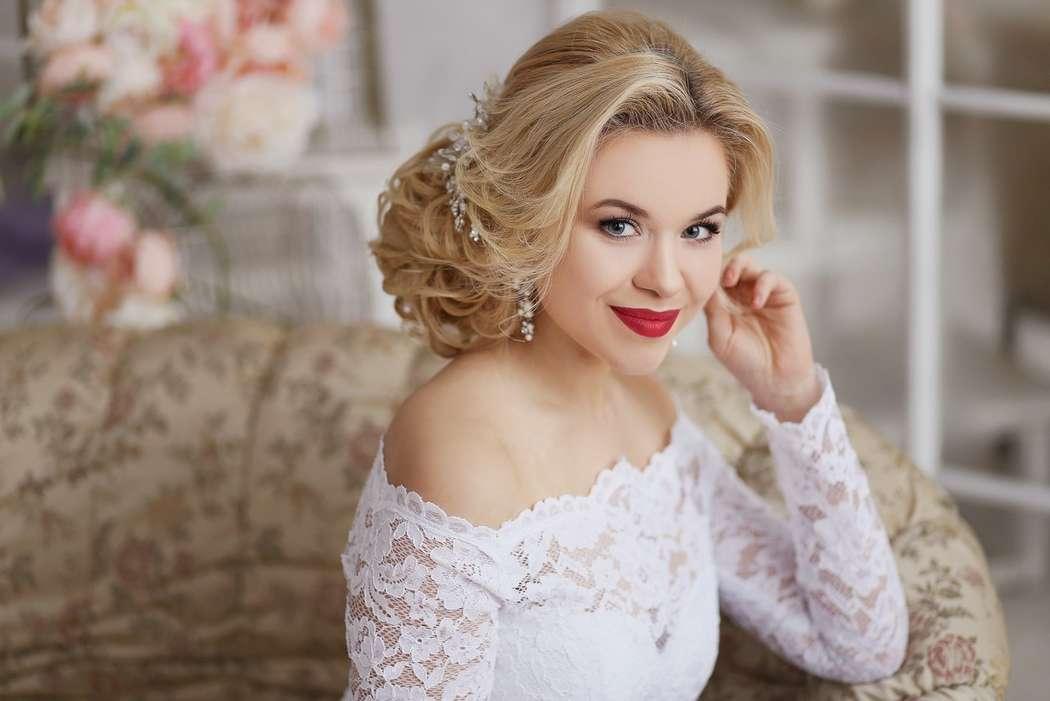 Фото 9952222 в коллекции Свадебные прически - Стилист Алёна Кумелан