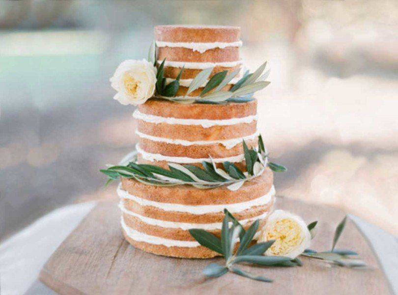 """Пример.  - фото 10380766 Свадебные торты на заказ от """"МногоТортов"""""""