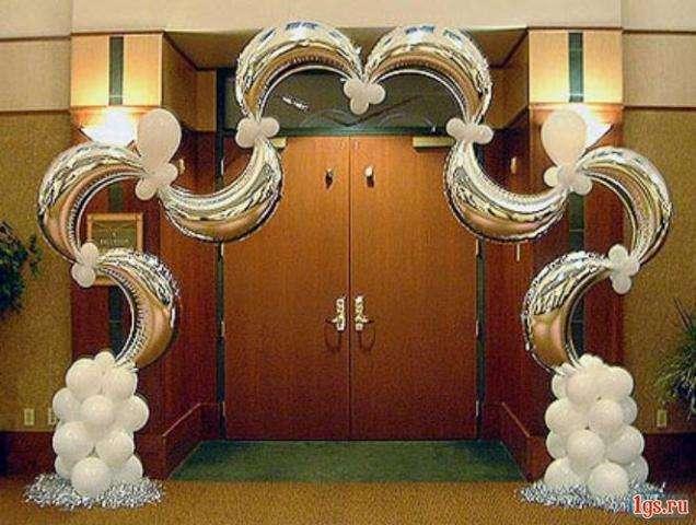 """Лифт, подъезд - фото 9976930 """"Воздушный декор"""" - оформление мероприятий"""