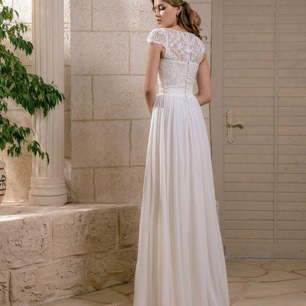 Свадебное платье Птица