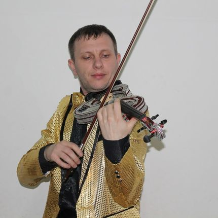 Скрипач на праздник