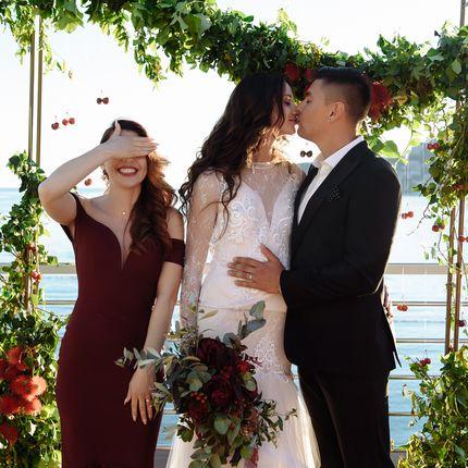 Проведение свадьбы, 5 часов + welcome в подарок