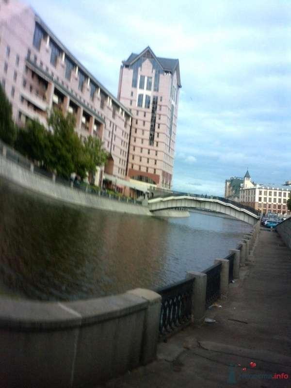 Садовническая наб (другая сторона моста) - фото 36311 Нюшка Менделеева