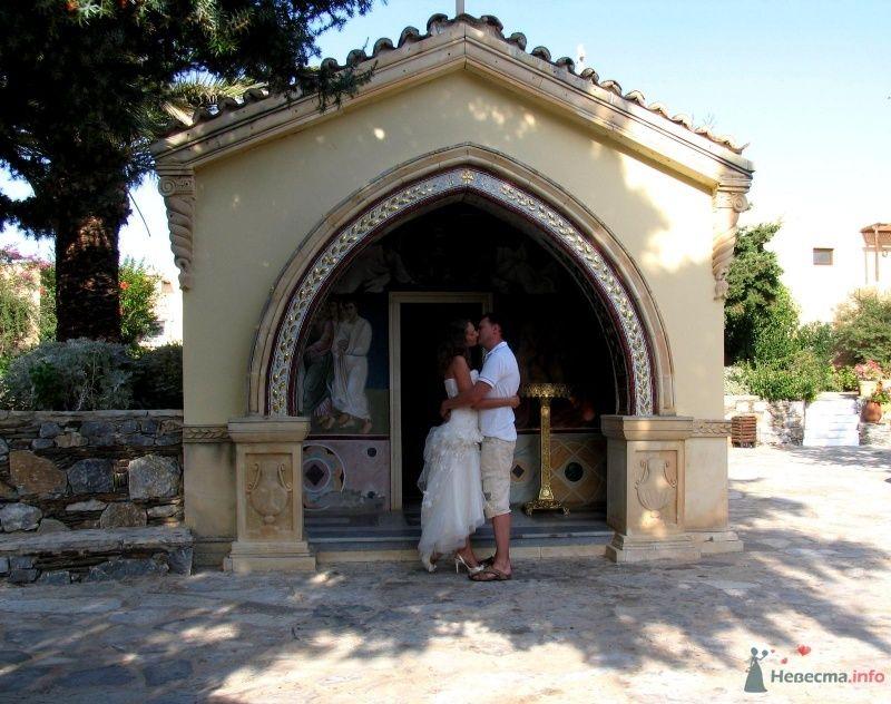Фото 44528 в коллекции Тайное венчание о-в Саторини - Нюшка Менделеева