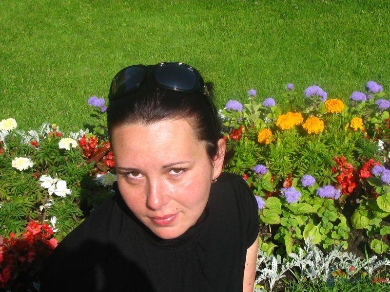 Я и цветы...  - фото 38741 Ксюньчик