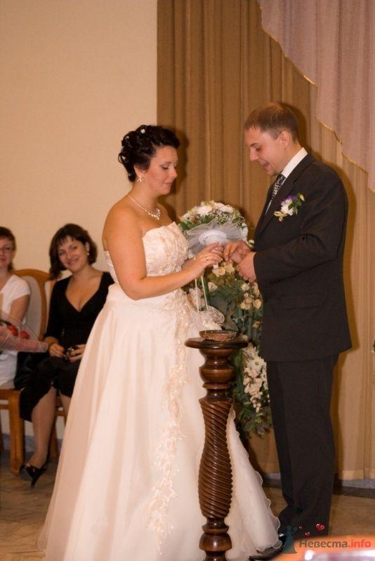 Фото 40470 в коллекции Свадьба - Ксюньчик