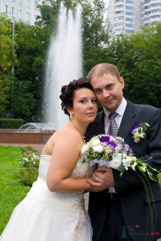 Фото 40476 в коллекции Свадьба - Ксюньчик
