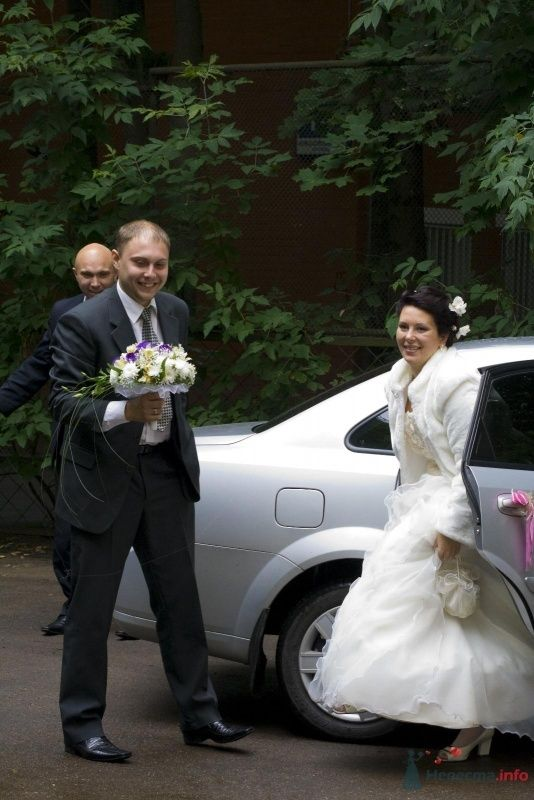 Фото 41926 в коллекции Свадьба - Ксюньчик