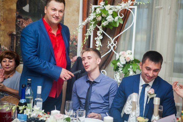 Фото 5171019 в коллекции Свадьба в 2014 - Ведущий Эдуард Грищук