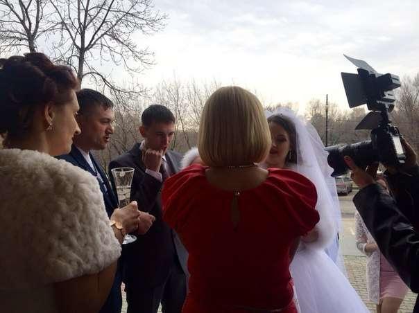 Фото 5171051 в коллекции Свадьба 25.04.2015 - Ведущий Эдуард Грищук