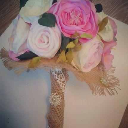 Неувядающий букет невесты