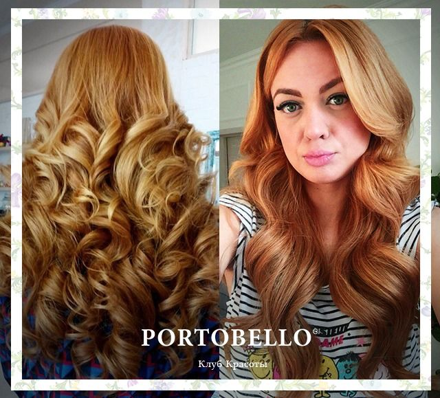 Фото 10137294 в коллекции Мастерство наших парикмахеров - Portobello Beauty Club - бьюти-команда