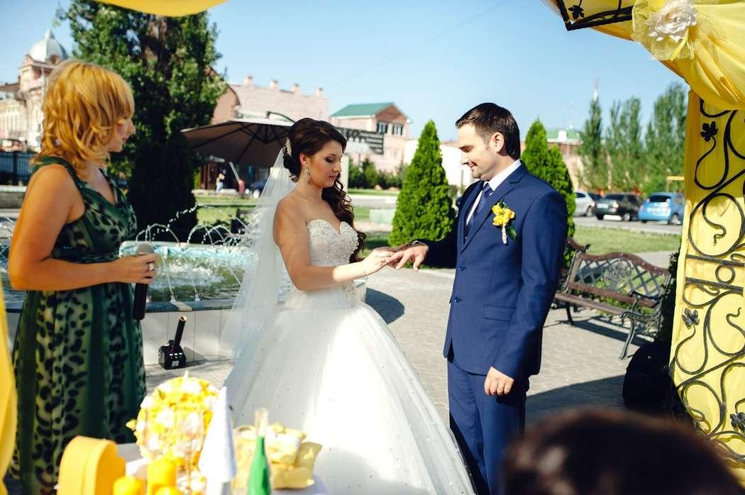 Фото 10156678 в коллекции свадебные церемонии - Ведущая церемоний Екатерина Литвинова