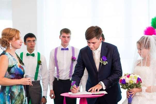Фото 10156684 в коллекции свадебные церемонии - Ведущая церемоний Екатерина Литвинова