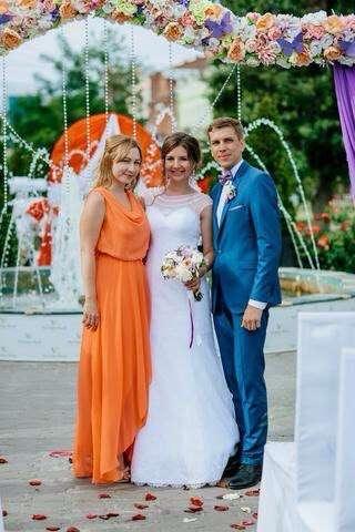 Фото 10156694 в коллекции свадебные церемонии - Ведущая церемоний Екатерина Литвинова