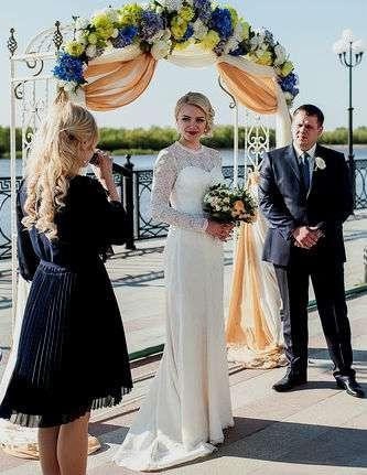 Фото 10156710 в коллекции свадебные церемонии - Ведущая церемоний Екатерина Литвинова