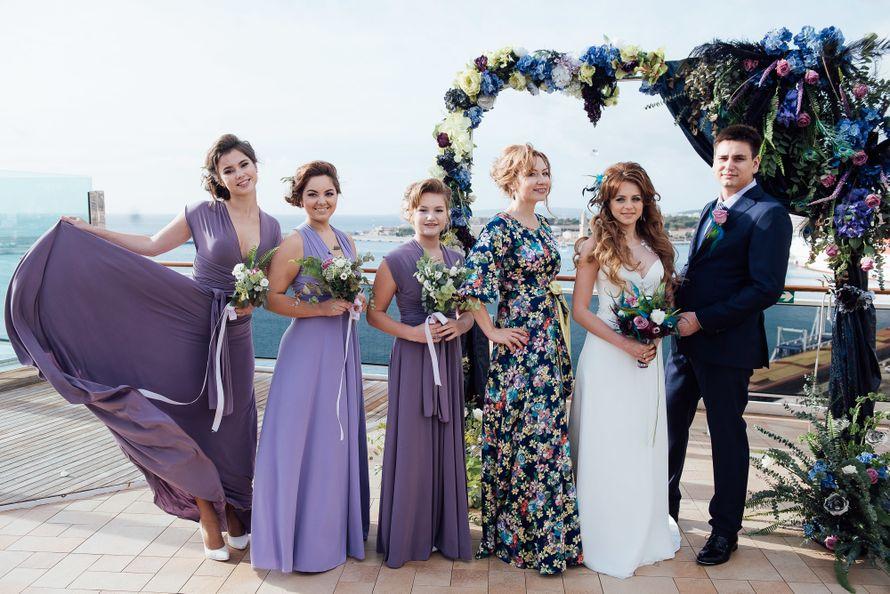 Фото 10156852 в коллекции свадебные церемонии - Ведущая церемоний Екатерина Литвинова