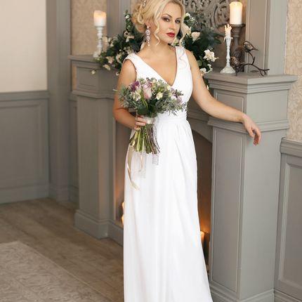 """Свадебное платье """"Афродита"""""""