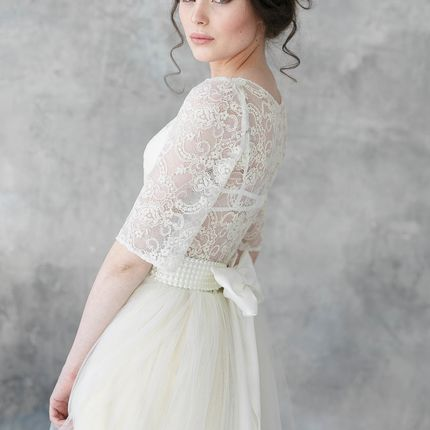 """Свадебное платье """"Кружевные грёзы"""""""