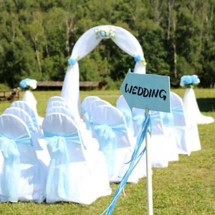 Проведение и декор выездных церемоний