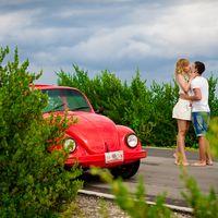 путешествие на веселой машинке по острову, история любви в мексике