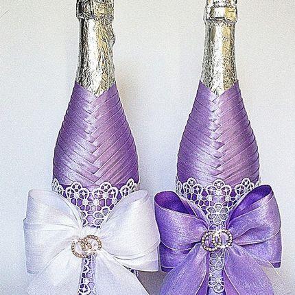 Свадебно шампанское