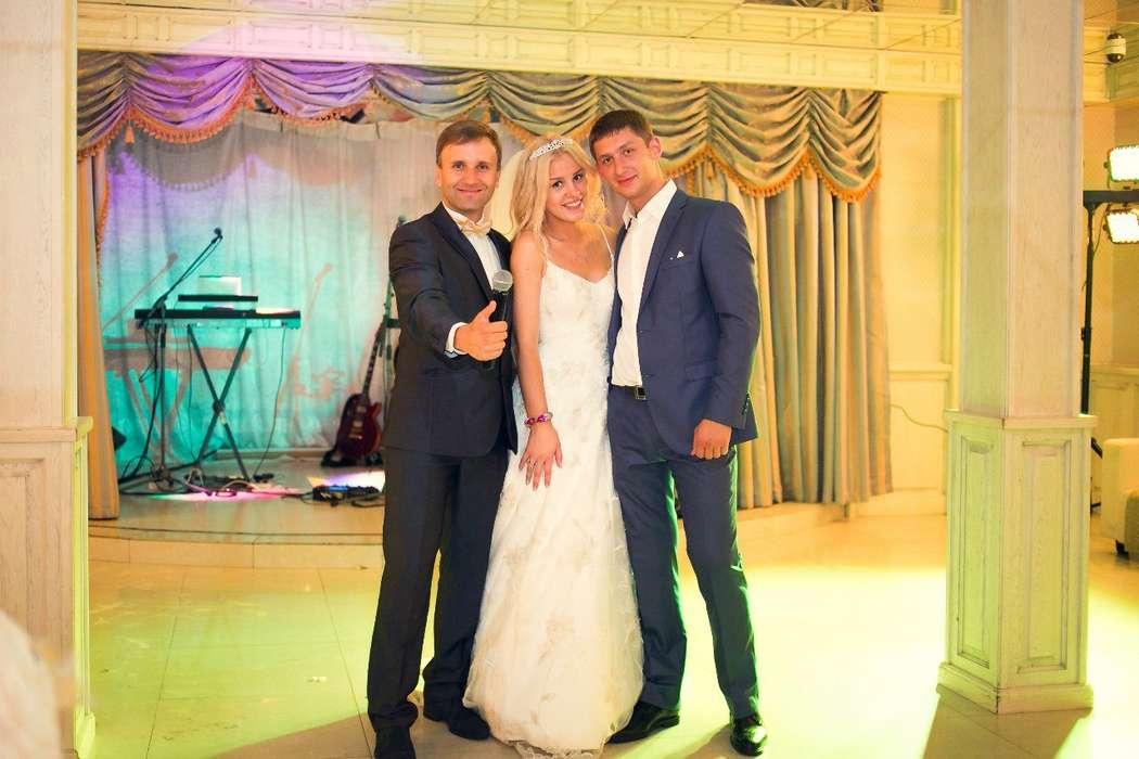 Фото 10363776 в коллекции август 2014 Алёна и Денис - Ведущий Сергей Коньков