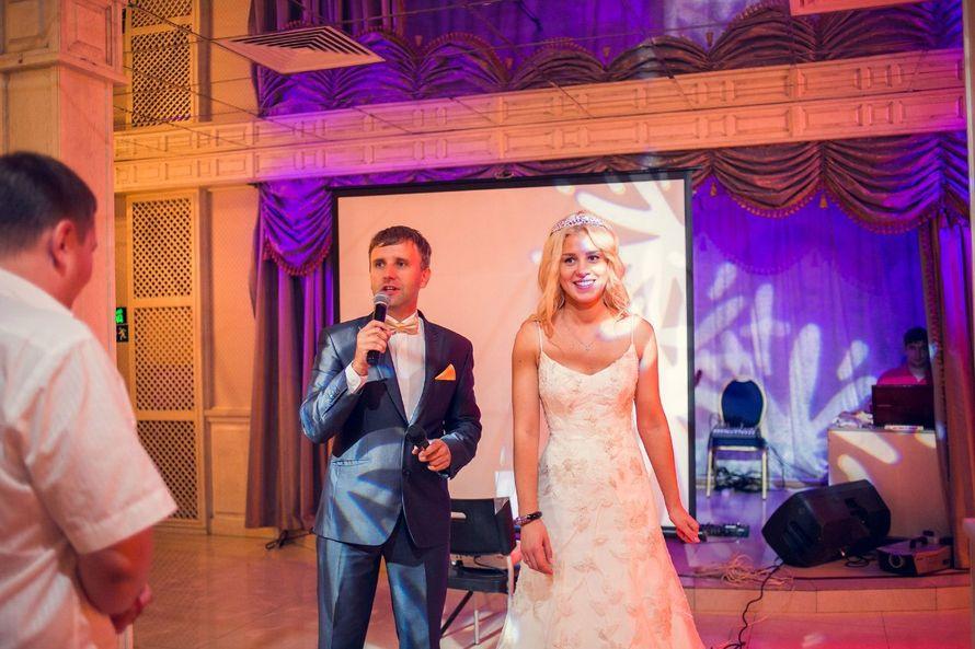 Фото 10363780 в коллекции август 2014 Алёна и Денис - Ведущий Сергей Коньков