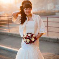 """На Асе свадебное платье """"Мариэль"""""""