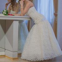 На Екатерине платье Мариэль