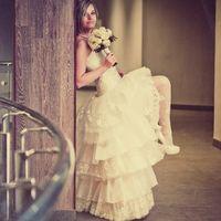 """На Веронике свадебное платье """"Ева"""""""