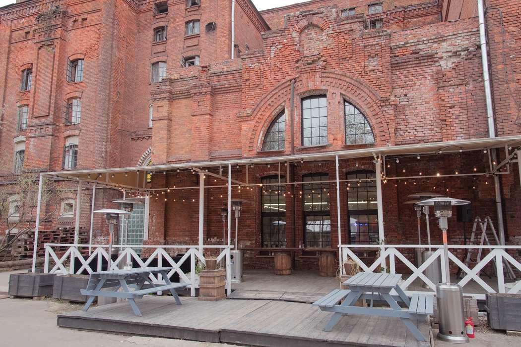 Лофт - фото 10533914 Банкетный зал с верандой PM Loft