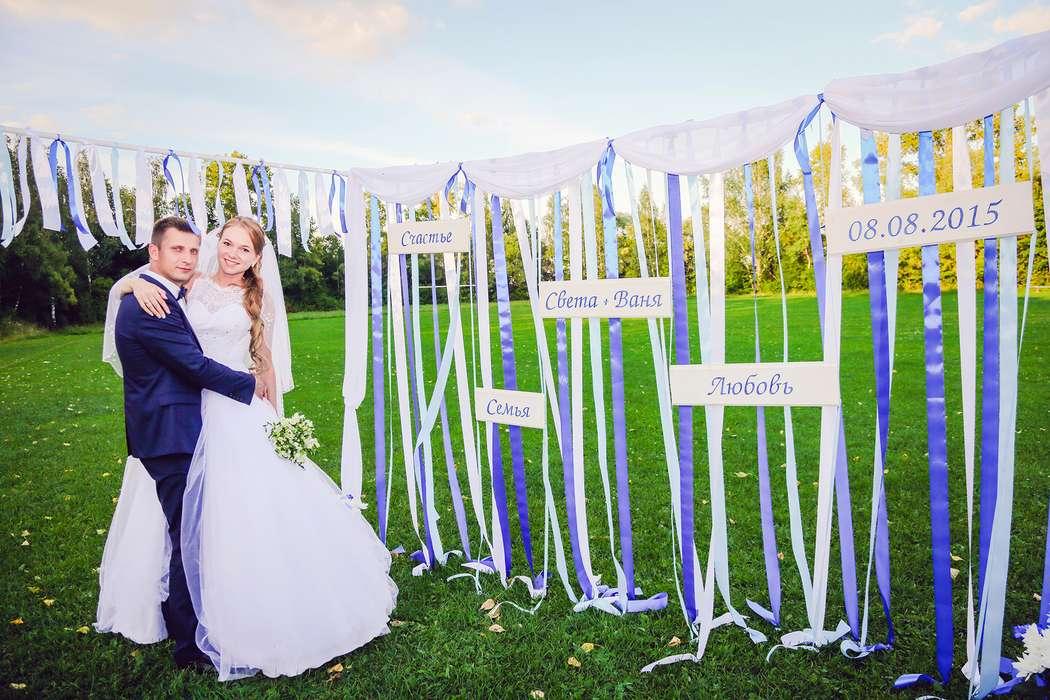 Фото 10406404 в коллекции Свадьба Ивана и Светланы 08.08.2015 - Мирабелла свадебное агентство