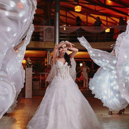 Подтанцовка к свадебному танцу
